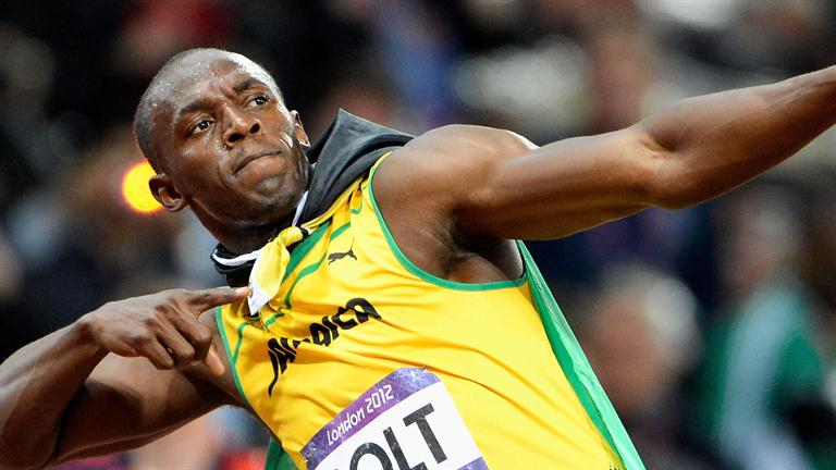 Plants are bolting nearly as fast as the fastest man in the world, Usain Bolt. Photo credit: http://www.biography.com/people/usain-bolt-20702091